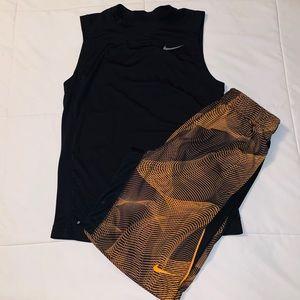 Boys Nike Dri-Fit Set